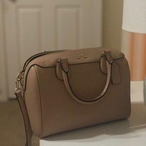 Coach Bennett satchel purse